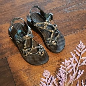 Chaco Strappy Performance Sandals